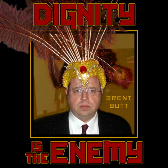 """Dignity Is The Enemy"" Winning Design"